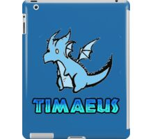 Timaeus iPad Case/Skin