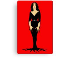 vampira fog Canvas Print
