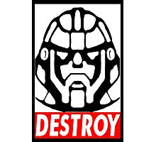 Destroy - Sentinel  Photographic Print