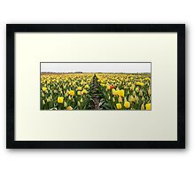Dutch Tulips part 6 Framed Print