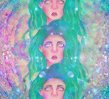 Triple Vision by Cobi Sarah