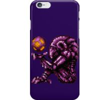 Super Metroid Pink Chozo iPhone Case/Skin