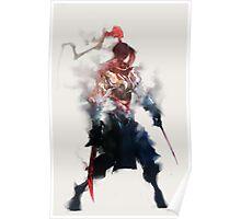 Shadowmist Assassin Poster
