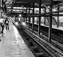 Brooklyn Underground by AlexFHiemstra