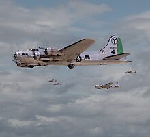 B17 - 15th AF - B17s in Italy by warbirds