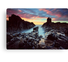 Bombo Sunrise Canvas Print