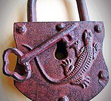 Under Lock and Key by trish725