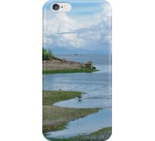 Union Bay Vancouver Island BC Canada iPhone Case/Skin