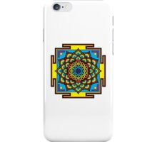 Flower of Life Psychedelic Mandala iPhone Case/Skin