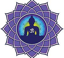 Om Meditation by GalacticMantra