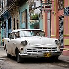 Buick outside El Haguey by reverendpixel