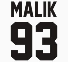 MALIK 93 One Direction Number Design by mosqitobite