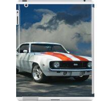 1969 Chevrolet Camaro SS LS1 iPad Case/Skin