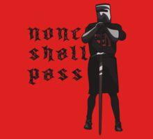 None Shall Pass by Sirkib