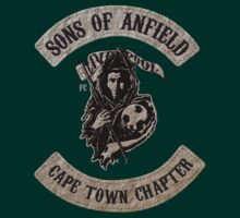 Sons of Anfield - Cape Town Chapter by EvilGravy