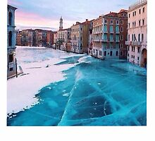 Winter in Venice  by Emily  Nordal