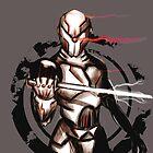Cyborg Ninja by Traumatron