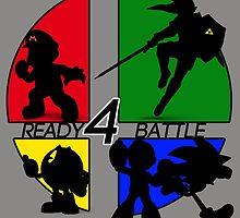 READY 4 BATTLE by Team-AGP2014