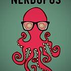 Nerdopus... by buyart