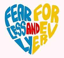 Fearlessly and Forever by byebyesally