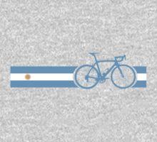 Bike Stripes Argentina by sher00