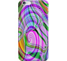 *70's Psychedelic Abstract* iPhone Case/Skin