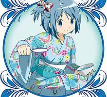 Sayaka Miki - Puella Magi Madoka Magica by alphavirginis