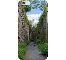 Streets of Giant City iPhone Case/Skin