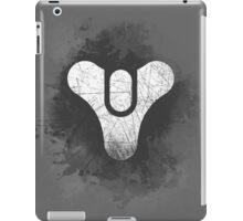 Become Legend (White Distressed) iPad Case/Skin