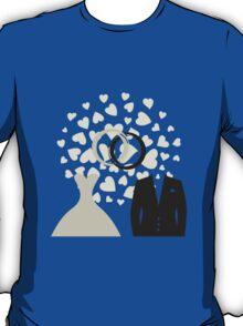 Wedding dress T-Shirt
