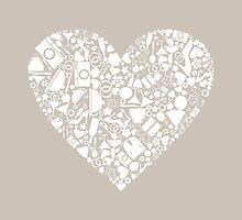 Wedding heart by Aleksander1