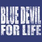 Blue Devil for Life by JayJaxon