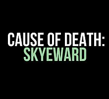 Cause of Death: Skyeward by fandangno