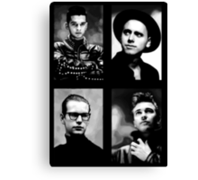 Depeche Mode :  101 poster Canvas Print