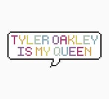 Tyler Oakley is my Queen by neysalovescats