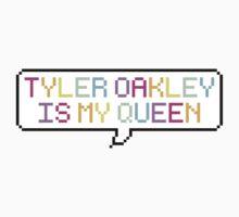 Tyler Oakley is my Queen by Neysa Tapanes