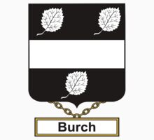 Burch Coat of Arms (English) by coatsofarms