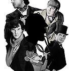 Sherlocks by theridingcrop