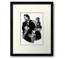 Sherlocks Framed Print
