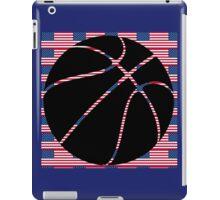Basketball World Cup 2014 USA champions iPad Case/Skin