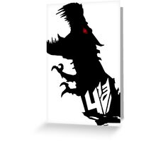Transformers 4 - Age of Extinction Greeting Card
