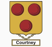 Courtney Coat of Arms (English) Kids Clothes