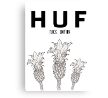 HUF FLOCK EDITION Canvas Print