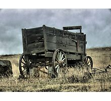 Dalles Mountain Ranch ( 1 ) Photographic Print