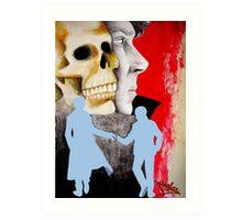 Fatal Deduction Art Print