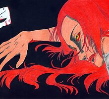 What The Mask Made Her Do (Devil's Love For The Red Hair ver.1) by Poisonlolly