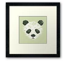 Deforestation Framed Print