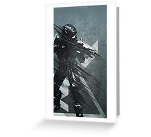 Noble-6 Greeting Card