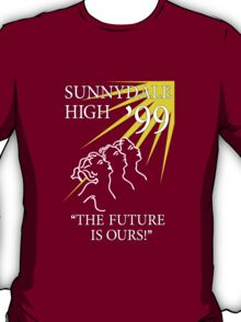 Sunnydale Yearbook 99 T-Shirt