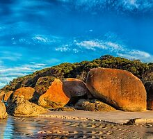 Squeaky Beach Panorama by photograham